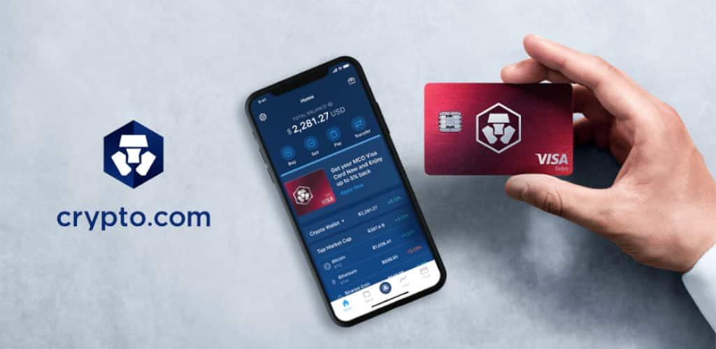 Ensi kokemuksia Crypto.com MCO Visa Debit kortista